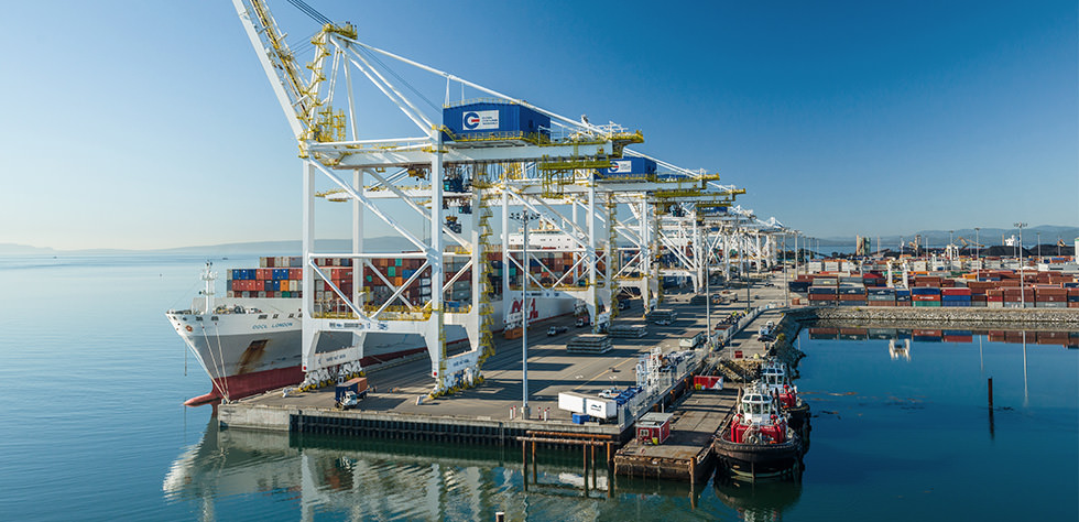 global container terminals